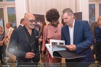 Buchpräsentation Face to Face - Vienna Ballhaus, Wien - Mo 27.09.2021 - Doretta CARTER, Maruizio GIAMBRA, Manfred BAUMANN36