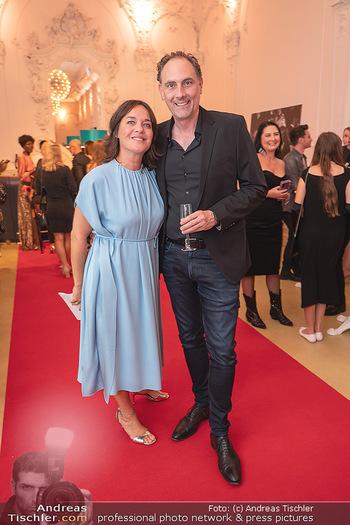 Buchpräsentation Face to Face - Vienna Ballhaus, Wien - Mo 27.09.2021 - Eva PÖLZL, Christian KRPOUN44