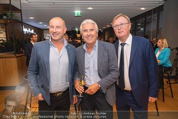 Eröffnung - Opening 2.0 - Hola! Tapas Bar Aufhof - Mi 29.09.2021 - Michael Heinrich FUCHS, Franz STERBA, Peter SCHAIDER6