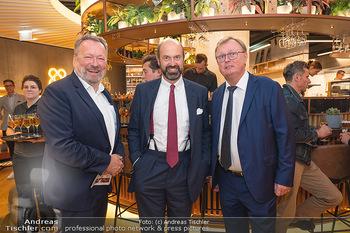 Eröffnung - Opening 2.0 - Hola! Tapas Bar Aufhof - Mi 29.09.2021 - Wolfgang WURM, Stefan PIECH, Peter SCHAIDER18