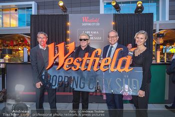Lady Gaga Streaming Konzert - Westfield SCS, NÖ - Do 30.09.2021 - 1