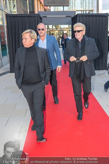 Lady Gaga Streaming Konzert - Westfield SCS, NÖ - Do 30.09.2021 - HEINO, Helmut WERNER, Michael Heinrich FUCHS6