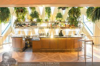 Eröffnung - Hotel Motto, Wien - Fr 01.10.2021 - Barbereich im 7. Stock des Hotels6
