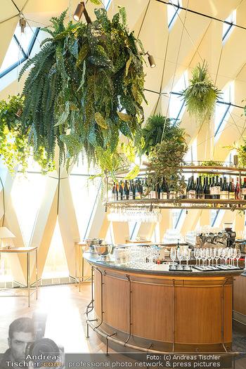 Eröffnung - Hotel Motto, Wien - Fr 01.10.2021 - Barbereich im 7. Stock des Hotels7