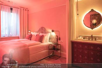 Eröffnung - Hotel Motto, Wien - Fr 01.10.2021 - eines der Hotelzimmer11