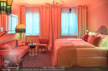 Eröffnung - Hotel Motto, Wien - Fr 01.10.2021 - eines der Hotelzimmer12