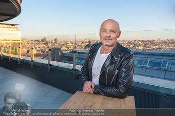 Eröffnung - Hotel Motto, Wien - Fr 01.10.2021 - Bernd SCHLACHER auf der Dachterrasse13