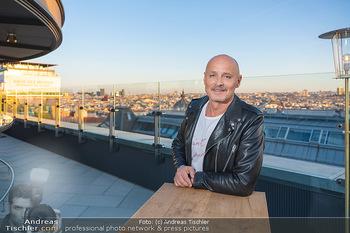 Eröffnung - Hotel Motto, Wien - Fr 01.10.2021 - Bernd SCHLACHER auf der Dachterrasse14