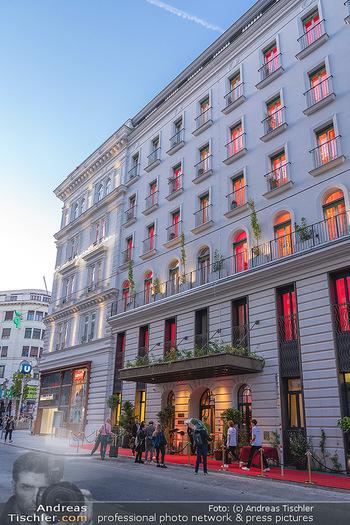 Eröffnung - Hotel Motto, Wien - Fr 01.10.2021 - 25