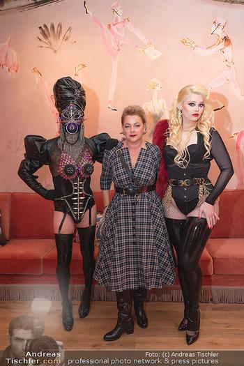 Eröffnung - Hotel Motto, Wien - Fr 01.10.2021 - Direktorin Fanny HOLZER-LUSCHNIG36