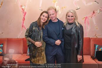 Eröffnung - Hotel Motto, Wien - Fr 01.10.2021 - Isabella KLAUSNITZER, Isabella DROZDA, Konstantin68