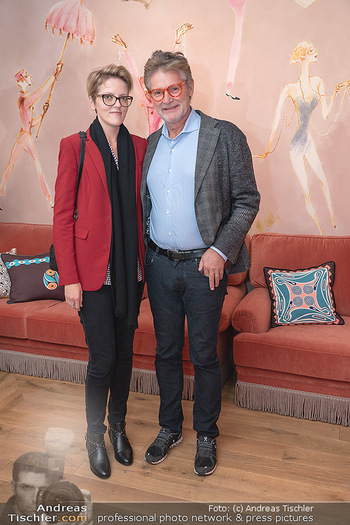 Eröffnung - Hotel Motto, Wien - Fr 01.10.2021 - Peter COELN mit Francesca80