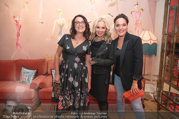 Eröffnung - Hotel Motto, Wien - Fr 01.10.2021 - Monika LANGTHALER, Sylvia GRAF, Eva PÖLZL97