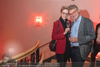 Eröffnung - Hotel Motto, Wien - Fr 01.10.2021 - Peter COELN mit Francesca119