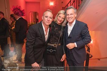 Eröffnung - Hotel Motto, Wien - Fr 01.10.2021 - Stefan WEINBERGER, Claudia LAHNSTEINER, Tarek LEITNER122