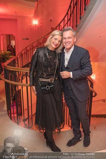 Eröffnung - Hotel Motto, Wien - Fr 01.10.2021 - Claudia LAHNSTEINER, Tarek LEITNER123