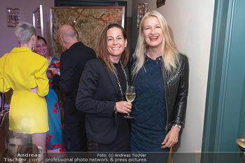 Eröffnung - Hotel Motto, Wien - Fr 01.10.2021 - Birgit LAUDA, Claudia STÖCKL143