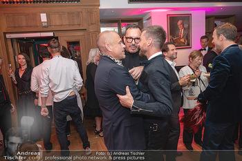 Eröffnung - Hotel Motto, Wien - Fr 01.10.2021 - Gery KESZLER, Jürgen HIRZBERGER, Miha VEBERIC147