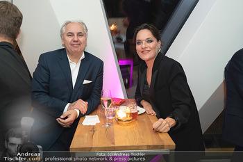 Eröffnung - Hotel Motto, Wien - Fr 01.10.2021 - Georg KINDEL, Eva PÖLZL149