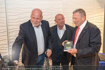 Buchpräsentation ´Heimweg´ - Thalia Wien - Mi 06.10.2021 - Manfred AINEDTER, Werner TOMANEK, Ernst GEIGER21
