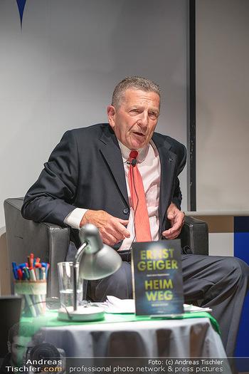 Buchpräsentation ´Heimweg´ - Thalia Wien - Mi 06.10.2021 - Ernst GEIGER35