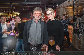 Opening - Jaz in the City, Wien - Mi 06.10.2021 - Peter COELN mit Francesca10