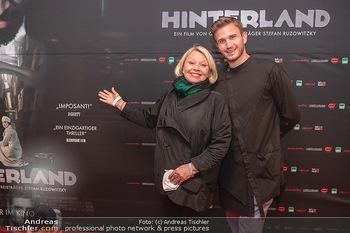 Kinopremiere ´Hinterland´ - Village Cinema, Wien - Do 07.10.2021 - Margarethe TIESEL, Michael KAUFMANN7