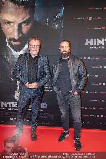 Kinopremiere ´Hinterland´ - Village Cinema, Wien - Do 07.10.2021 - Murathan MUSLU, Stefan RUZOWITZKY23
