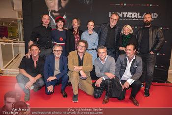 Kinopremiere ´Hinterland´ - Village Cinema, Wien - Do 07.10.2021 - 33