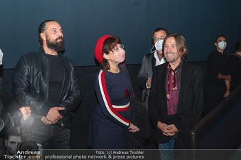 Kinopremiere ´Hinterland´ - Village Cinema, Wien - Do 07.10.2021 - 41