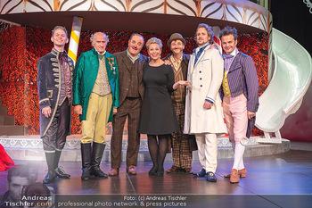 Premiere ´Wiener Blut´ - Herbsttage Blindenmarkt, Ybbsfeldhalle - Fr 08.10.2021 - Daniela FALLY (Regie-Debut) mit männlichen Ensemble Mitgliedern24