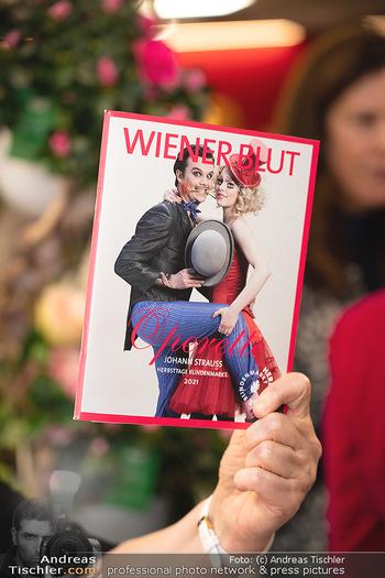 Premiere ´Wiener Blut´ - Herbsttage Blindenmarkt, Ybbsfeldhalle - Fr 08.10.2021 - Programmheft Wiener Blut Operette97