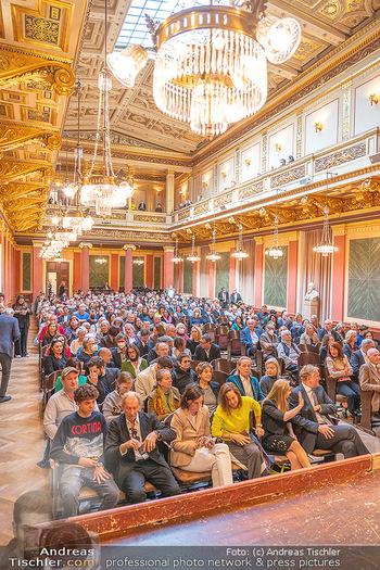 the 80s Ausstellungseröffnung - Albertina Modern Museum, Wien - Sa 09.10.2021 - Brahms-Saal mit Publikum15