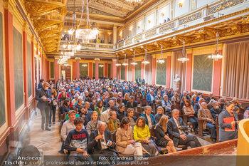 the 80s Ausstellungseröffnung - Albertina Modern Museum, Wien - Sa 09.10.2021 - Brahms-Saal mit Publikum16