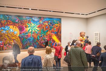 the 80s Ausstellungseröffnung - Albertina Modern Museum, Wien - Sa 09.10.2021 - 49