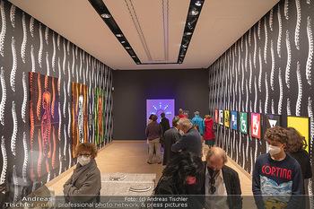 the 80s Ausstellungseröffnung - Albertina Modern Museum, Wien - Sa 09.10.2021 - 55