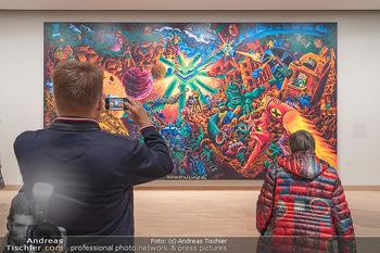 the 80s Ausstellungseröffnung - Albertina Modern Museum, Wien - Sa 09.10.2021 - 64