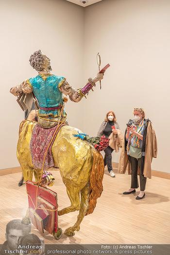 the 80s Ausstellungseröffnung - Albertina Modern Museum, Wien - Sa 09.10.2021 - 65