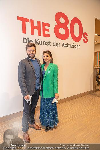 the 80s Ausstellungseröffnung - Albertina Modern Museum, Wien - Sa 09.10.2021 - 67