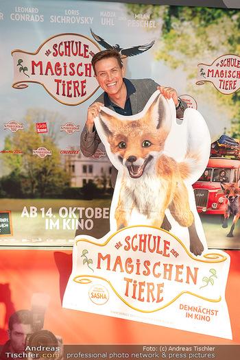 Kinopremiere ´Die Schule der magischen Tiere´ - Cineplexx Donauplex - Sa 09.10.2021 - Robert STEINER3