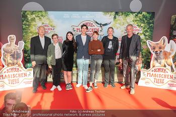 Kinopremiere ´Die Schule der magischen Tiere´ - Cineplexx Donauplex - Sa 09.10.2021 - 12