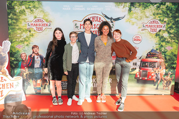 Kinopremiere ´Die Schule der magischen Tiere´ - Cineplexx Donauplex - Sa 09.10.2021 - 16