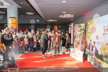 Kinopremiere ´Die Schule der magischen Tiere´ - Cineplexx Donauplex - Sa 09.10.2021 - 17