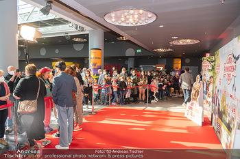 Kinopremiere ´Die Schule der magischen Tiere´ - Cineplexx Donauplex - Sa 09.10.2021 - 18