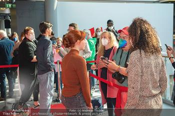 Kinopremiere ´Die Schule der magischen Tiere´ - Cineplexx Donauplex - Sa 09.10.2021 - 20