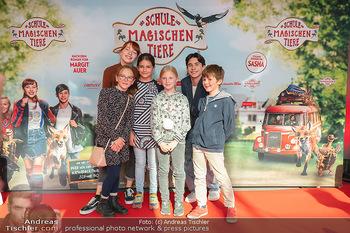 Kinopremiere ´Die Schule der magischen Tiere´ - Cineplexx Donauplex - Sa 09.10.2021 - 31