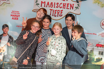 Kinopremiere ´Die Schule der magischen Tiere´ - Cineplexx Donauplex - Sa 09.10.2021 - 32