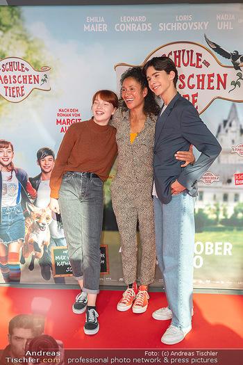 Kinopremiere ´Die Schule der magischen Tiere´ - Cineplexx Donauplex - Sa 09.10.2021 - 33
