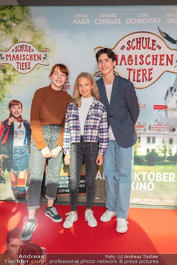 Kinopremiere ´Die Schule der magischen Tiere´ - Cineplexx Donauplex - Sa 09.10.2021 - 34