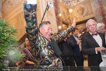 Lugner Verlobung und Geburtstag - Haus der Industrie, Wien - Sa 09.10.2021 - Richard LUGNER103